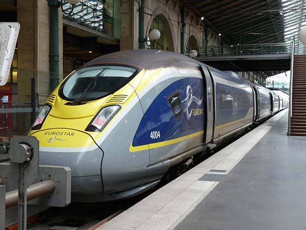 Eurostar e320 Zug