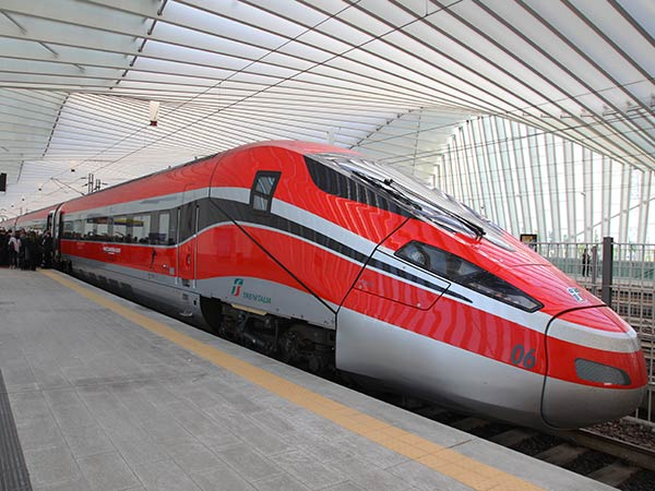 Frecciarossa train