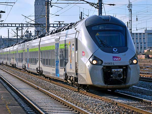 Intercites tren
