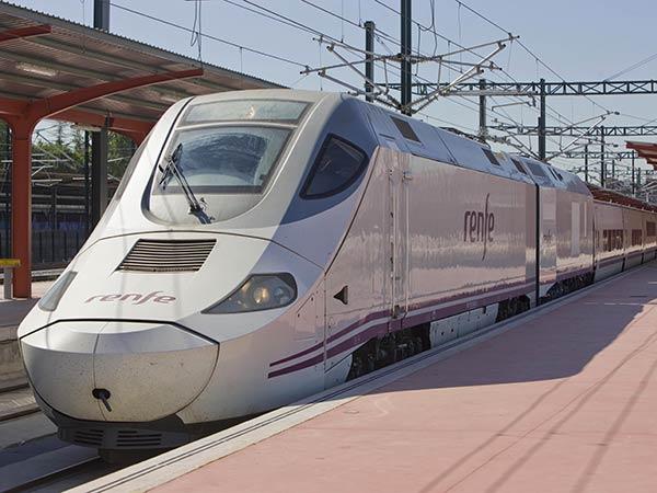 Renfe Alvia tren