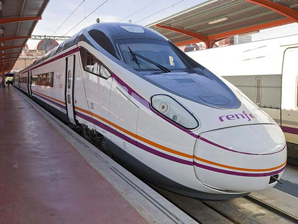 Renfe AV City train