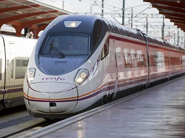 Renfe Avant train
