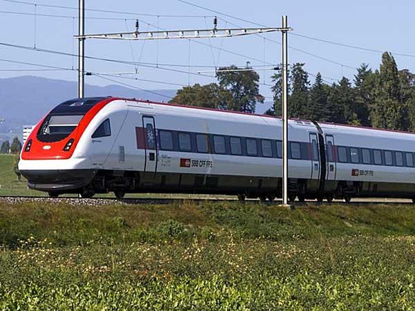 CFF train