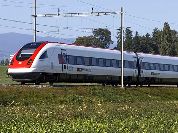 SBB treno