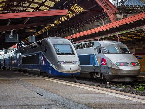 SNCF TGV Züge
