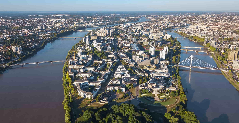 Nantes Paris