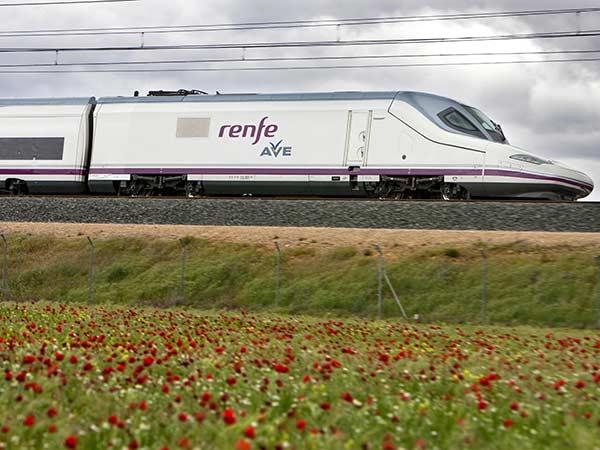 Renfe tren