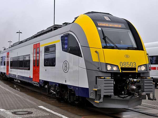 SNCB train