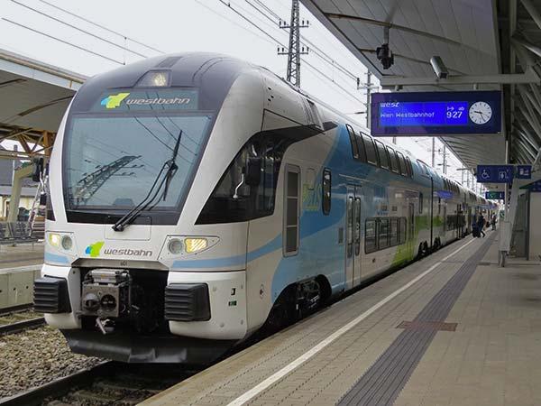 WESTbahn tren